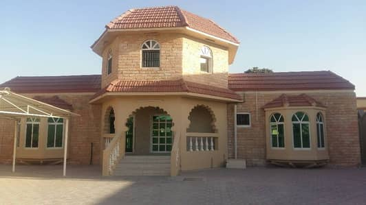 5 bedrooms 1 big hall 3 bathroom 1 Maid Room with attached bath and Spacious Compound