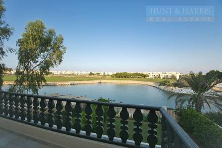3 Bedroom Townhouse for Sale in Al Hamra Village, Ras Al Khaimah - Stunning waterfront property | Golf Views | Steps from the beach