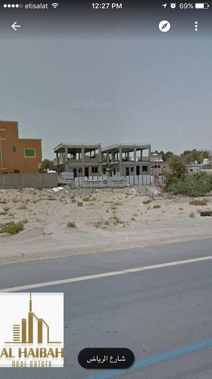 For sale commercial land in Al Rawdh 1