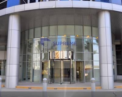 طابق تجاري  للبيع في الخليج التجاري، دبي - Price Reduce! Full floor Tower in Silver Tower