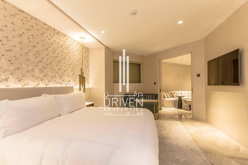20 Higher Floor Studio Hotel Apt   Sea View