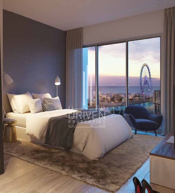 2BR Apartment | High floor | Full Marina views