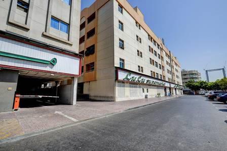 شقة 1 غرفة نوم للايجار في الكرامة، دبي - 1 B/R | Central Split A/C | Al Karama