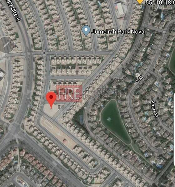 The Only Available Plot in Jumeirah Park