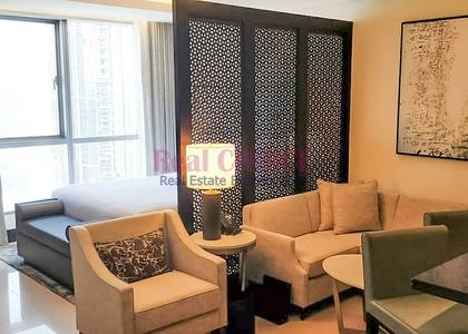 Hotel Apartment for Rent in Downtown Dubai, Dubai - All Bills Included in the Rent | Studio
