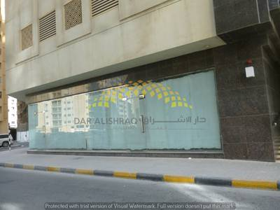 Shop for Rent in Al Majaz, Sharjah - Shops are available for rent Close to Jamal Abdul Nasir street at business center tower.