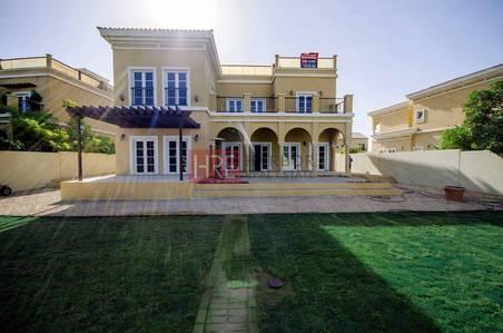 فیلا  للبيع في ذا فيلا، دبي - Largest Plot 4BR E1 Type Cordoba Villa