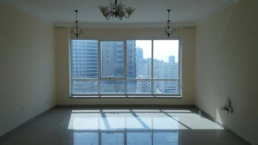 2 Bedroom Apartment for Sale in Al Majaz, Sharjah - Chiller Free 2BHK With 2 Master in Al Mohannad Tower Majaz 3