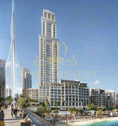 1 Bedroom Apartment for Sale in The Lagoons, Dubai - 1 BR Private Beach 2 Years Post-completion