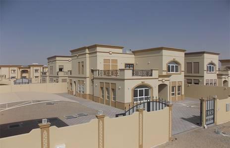 Plot for Sale in Al Suyoh, Sharjah - For Sale Corner Plot in Al Tayy Area Opposit Al Suyoh 7
