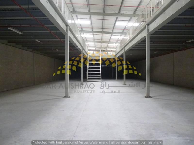 مستودع في المنطقة الصناعية 3 المنطقة الصناعية 180000 درهم - 3727069