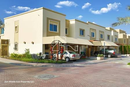 4 Bedroom Villa for Sale in Al Reef, Abu Dhabi - Low Price Superb 4+1+M Villa with Garden