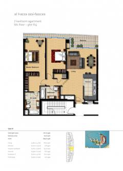 2-Bedroom-Apartment-Plot-514-Type-2I