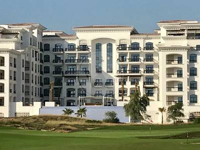 2 Bedroom Apartment for Rent in Yas Island, Abu Dhabi - Live in Ansam | New golf views community