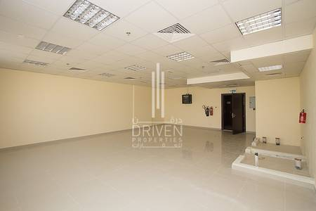 Office for Rent in Motor City, Dubai - Vacant Fitted Office Space in Motor City