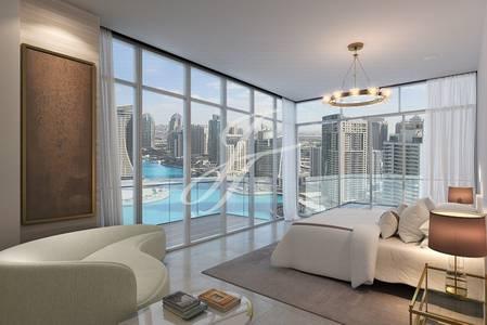 2 Bedroom Flat for Sale in Dubai Marina, Dubai - Resale - Marina View - 2 BR Plus Maids