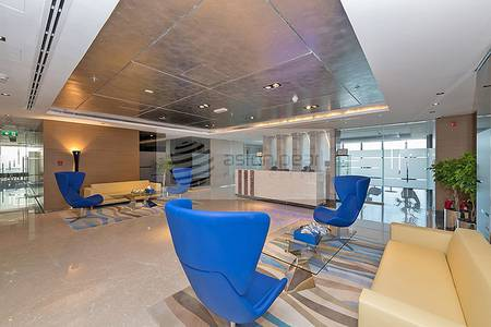 Office for Sale in Business Bay, Dubai - High/Full Floor | Fully Furnished Office