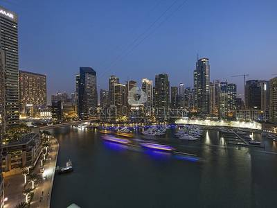 2 Bedroom Flat for Sale in Dubai Marina, Dubai - Vacant on Transfer w/ Full Marina Views