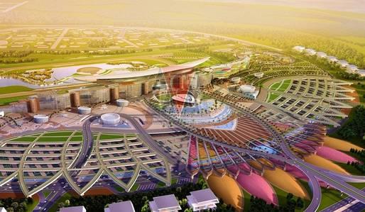 Mixed Use Land for Sale in Nad Al Sheba, Dubai - Best Investment | Mixed Use G+4 Plot | Meydan City | Dubai UAE
