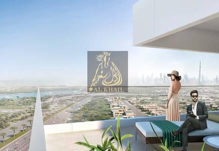 2 Bedroom Flat for Sale in Bur Dubai, Dubai - Spacious Studio Service Apartment in Dubai Healthcare City  Only1% Booking!
