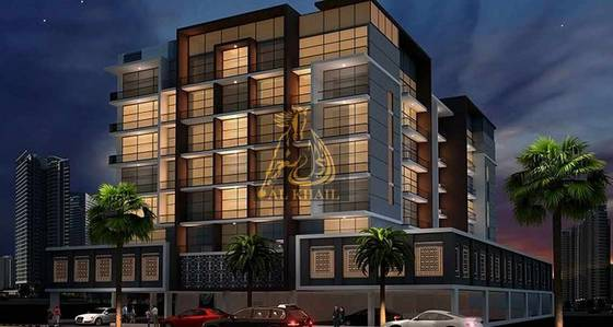 Studio for Sale in Dubai Residence Complex, Dubai - Elegant Studio Apartment for sale in Dubai Residence Complex   Easy Payment Plan with 1Yr Post Handover   Prime Location