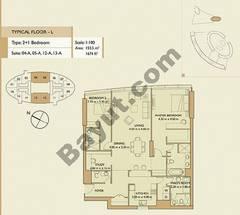 2 Bedrooms Apartment 2