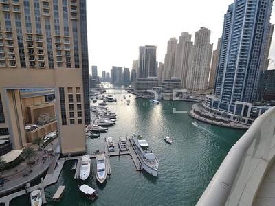 2 Bedroom Flat for Rent in Dubai Marina, Dubai - Special Layout 2BR Dubai Marina Atlantic