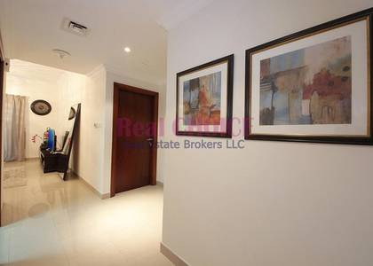 2 Bedroom Flat for Rent in Dubai Marina, Dubai - Luxury Furnished | Spacious 2BR Layout