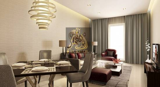 2 Bedroom Apartment for Sale in Dubai World Central, Dubai - Easy Payment Plan  Available Elegant 2BR Hotel Apartment in Dubai South  Very good Price - Only AED 1.17M!