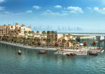 3 Bedroom Apartment for Sale in Culture Village, Dubai - Ready Lavish 3BR Apartments for sale in Culture Village | Easy Payment Plan | Offers 4% Off DLD Fee | Dubai Creek View