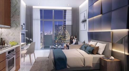 1 Bedroom Apartment for Sale in Bur Dubai, Dubai - 1BR Apartment for sale in Dubai Healthcare City Burj Khalifa & Zabeel View