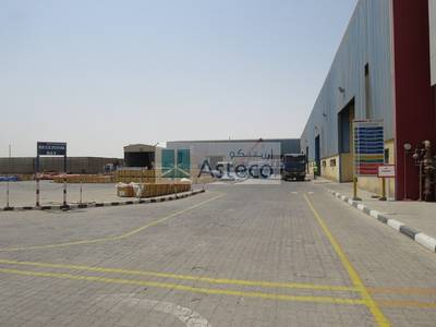 Warehouse for Sale in Dubai Industrial Park, Dubai - Metal Fabrication Factory for sale in DIC