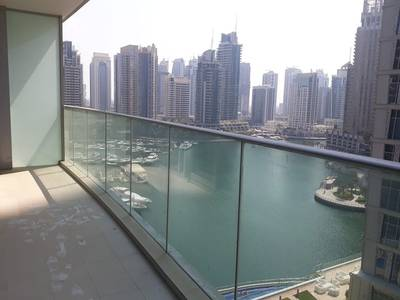 1 Bedroom Apartment for Rent in Dubai Marina, Dubai - Waterfront Residential Living Overlooks Palm