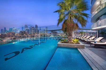 Studio for Rent in Downtown Dubai, Dubai - Spacious Studio