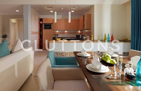 Luxury fully furnished three bedrooms apartment