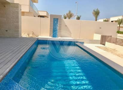 Well positioned Type 6 villa with pool..