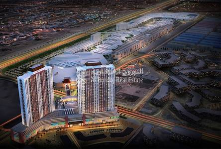 2 Bedroom Apartment for Sale in Dragon City, Dubai - 5 Yrs Payment in Dragon Towers at International City