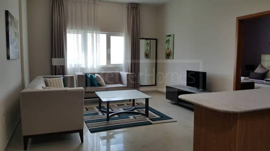 Furnished 1 Bed Balcony Suburbia Downtown Jebel Ali