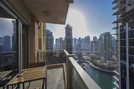 Tenanted 2BR in Marina Tower Quick Sale