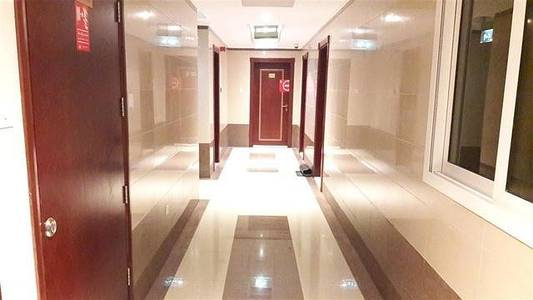 1 Bedroom Apartment for Rent in Al Mamzar, Sharjah - 1100sqft 1bhk in waha tower with free parking 38k 4cheques