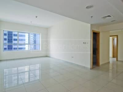High floor 3 BDR in Armada 3 with balcony & marina view
