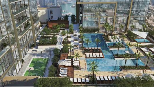 2 Bedroom Flat for Sale in Dubai Marina, Dubai - 10% Deposit l 5 Years Post Handover l Ready by 2019