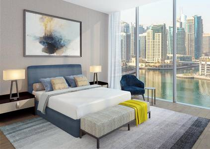 2 Bedroom Flat for Sale in Dubai Marina, Dubai - 50% Over 5 Years l 4% DLD Contribution l Q1 2019 Handover