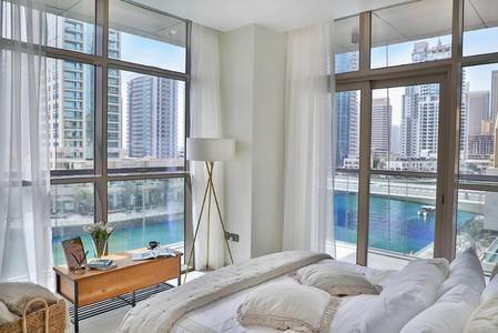 2 Bedroom Apartment for Sale in Dubai Marina, Dubai - The Newest Address in Luxury Waterfront Living