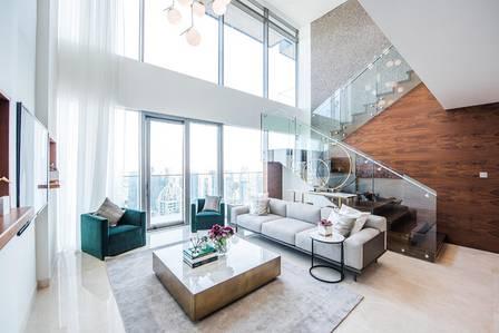 4 Bedroom Flat for Sale in Dubai Marina, Dubai - Breathtaking Penthouse in Marina Gate 1, Luxury, Location, Lifestyle