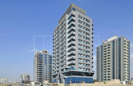 Furnished 1 Bed in The Diamond at Dubai Sports City