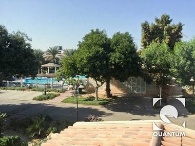 3 Bedroom Townhouse for Rent in Green Community, Dubai - Corner Unit|Opposite Pool|Fully Upgraded
