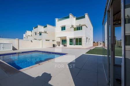 Independent  4 bed | Nakheel Villas | JVC