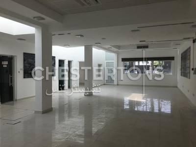 Villa for Rent in Al Zaab, Abu Dhabi - Huge Standalone Commercial Villa I Garden