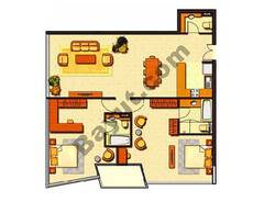 Typical 2 Bedroom 7